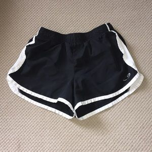 Girls Champion running shorts